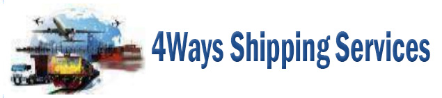 4 Ways Shipping Service