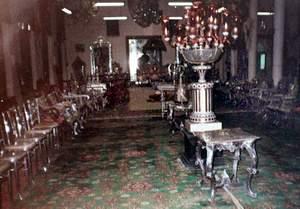 Court Room in City Raj Mehal