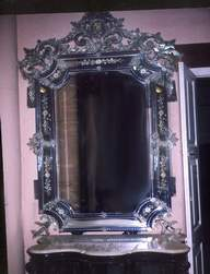 Mirror in Darbar Gadh